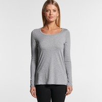 AS COLOUR Womens Stella Long sleeve tee