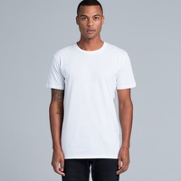 100+ AS COLOUR White Mens Staple Tee