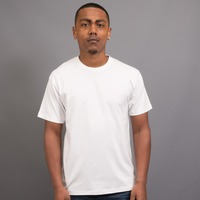 250+ SPORTAGE White Mens Surf Tee
