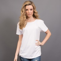 250+ SPORTAGE White Womens Surf Tee