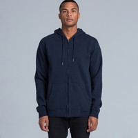 AS COLOUR Mens Index Zip Hood