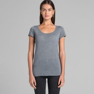 AS COLOUR Womens Note Tee thumbnail