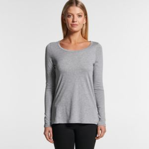 AS COLOUR Womens Stella Long sleeve tee Thumbnail