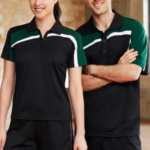 BIZ COLLECTION Mens Velocity Polo Thumbnail