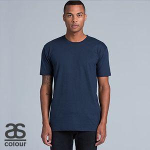 100+ AS COLOUR Mens Staple Tee Thumbnail