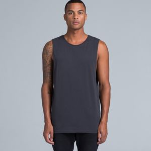 50+ AS COLOUR Mens Barnard Tank Tee Thumbnail