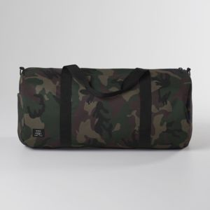 AS COLOUR Area Camo Duffel Bag Thumbnail