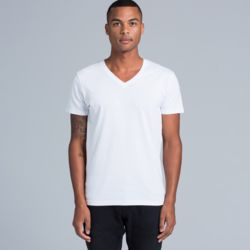AS COLOUR Mens Tarmac V-Neck Tee Thumbnail
