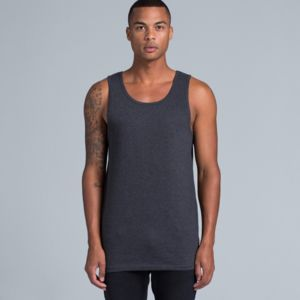 AS COLOUR Mens Lowdown Singlet Thumbnail