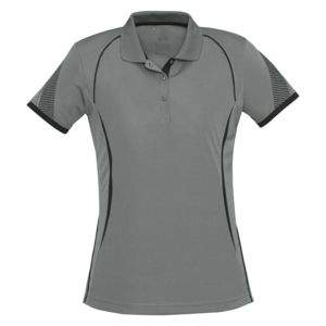 BIZ COLLECTION Womens Razor Polo Thumbnail