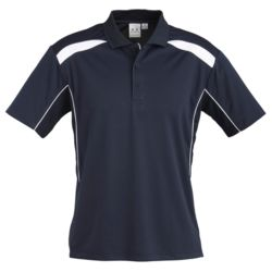Mens United Short Sleeve Polo Thumbnail