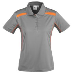 Womens United Short Sleeve Polo Thumbnail