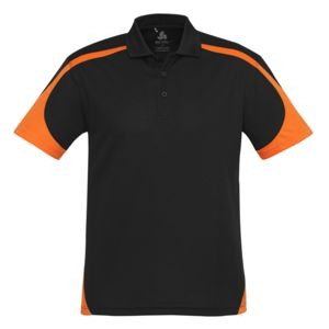 BIZ COLLECTION Mens Talon Polo Thumbnail