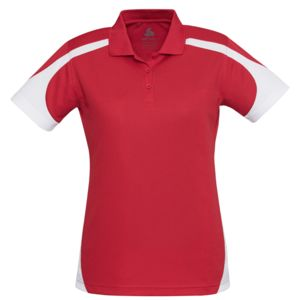 BIZ COLLECTION Womens Talon Polo Thumbnail