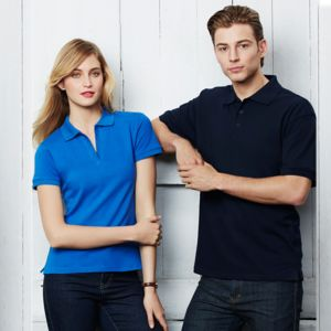 BIZ COLLECTION Womens Oceana Polo Thumbnail