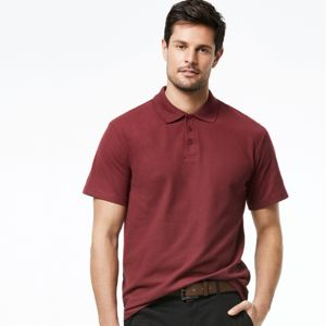 BIZ COLLECTION Mens Crew Polo Thumbnail