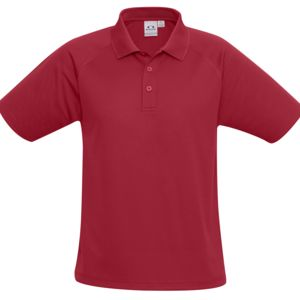 BIZ COLLECTION Mens Sprint Polo Thumbnail
