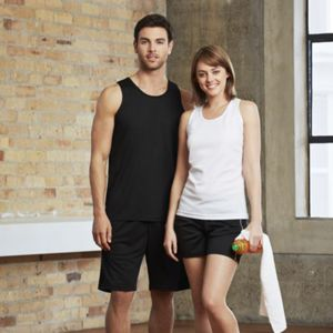 BIZ COLLECTION Mens Sprint Singlet Thumbnail