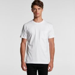 AS COLOUR Mens Classic Pocket Tee Thumbnail