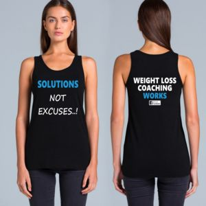 WLCW Women's Even Singlet Thumbnail