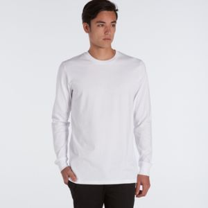 AS COLOUR Mens Base L/S Tee Thumbnail