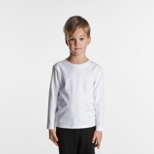 AS COLOUR Kids  Long Sleeve Tee Thumbnail