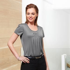 Biz Collection Women Ladies Deco Top Thumbnail