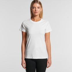 Womens Maple Organic Tee Thumbnail