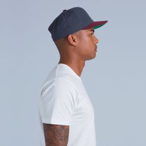 AS COLOUR Snapback Cap Thumbnail