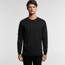 Mens Base Organic L/S Tee Thumbnail