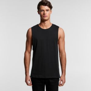AS COLOUR Mens Barnard Organic Tank   Thumbnail