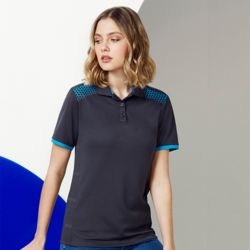 Womens Galaxy Polo Thumbnail