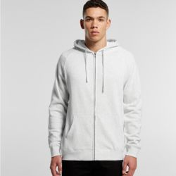 AS COLOUR Mens Official Zip Hood Thumbnail
