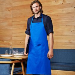 BIZ COLLECTION Bib Apron   Thumbnail