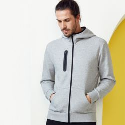 BIZ COLLECTION Mens Neo Hoodie Thumbnail