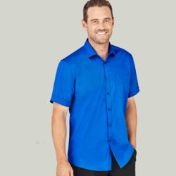 Mens Monaco Short Sleeve Shirt Thumbnail